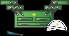 Green Lantern - CIS Scheme